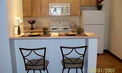 Kitchen, Beneficent House, 1