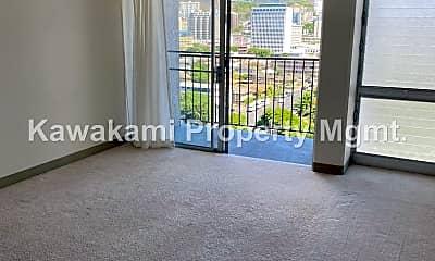 Living Room, 725 Piikoi St, 1