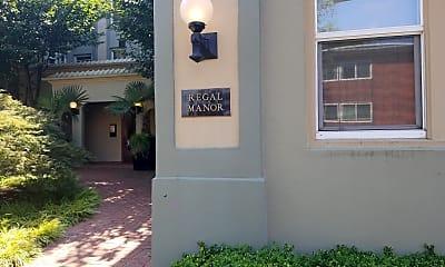 Regal Manor, 1