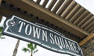 Community Signage, Verano at Rancho Cucamonga Town Square, 2