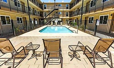 Pool, Urban 128, 0