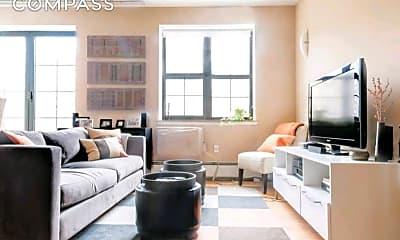 Living Room, 2601 Frederick Douglass Blvd 3-D, 0
