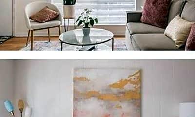 Living Room, 650 Cornell St 54-D, 1