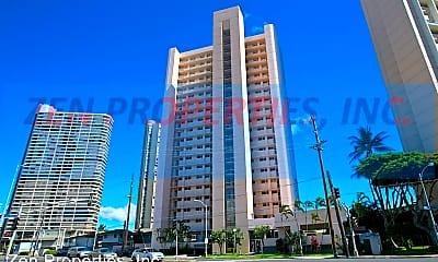 Building, 2439 Kapiolani Blvd, 0