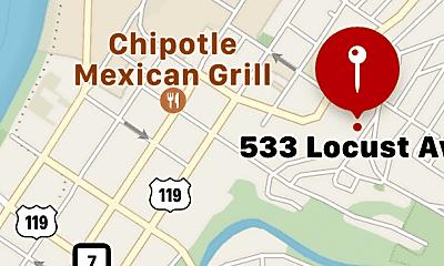 Kitchen, 533 Locust Ave, 2