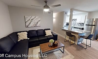 Living Room, 1220 Conklin St, 0