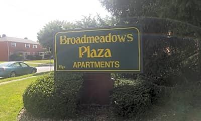 Broadmeadows Plaza, 1