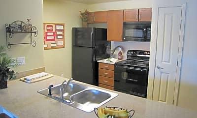 Kitchen, Wasatch Pointe, 1