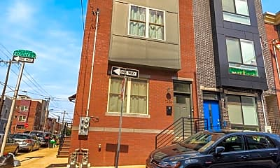 Building, 1356 S Bouvier St B, 2