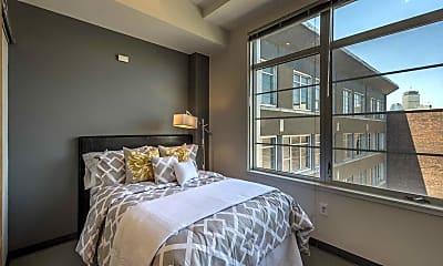 Bedroom, The Lofts at East Berkeley, 2