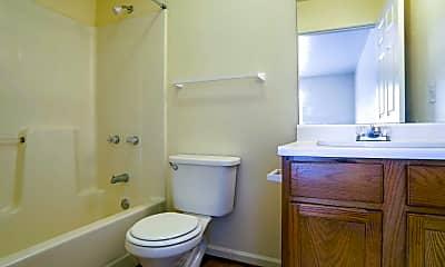 Bathroom, Candlewood Villas Apartments, 2