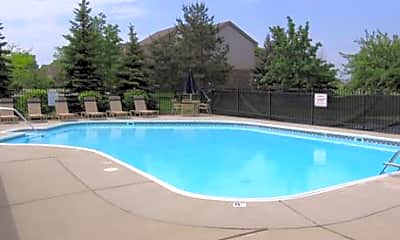 Pool, Rolling Hills Apartments, 0