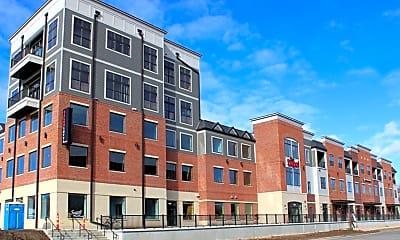 Building, 460 12th Ave SE, 2