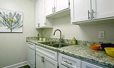 Kitchen, The Ashton At Harding, 0