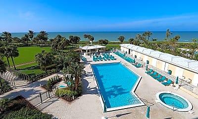 Pool, 4041 Gulf Shore Blvd N 301, 2