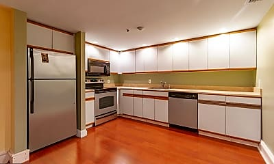 Kitchen, 301 Race St C5, 0