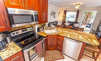 Kitchen, 201 8th Ave N 3, 1