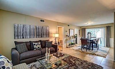 Living Room, Live Oaks at 275, 0
