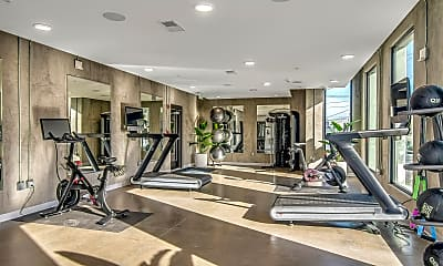 Fitness Weight Room, 806 Olympic St, 2
