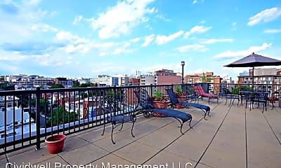 Patio / Deck, 1280 21st St NW, 2