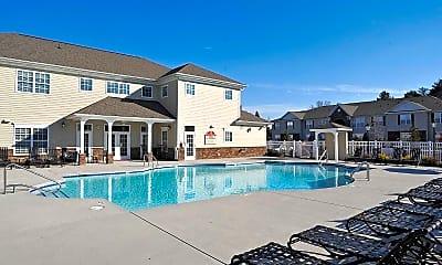 Pool, Alexandria Park Apartment Homes, 1
