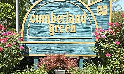 Community Signage, Cumberland Green, 2