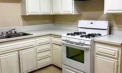 Kitchen, Frazier Villas Townhomes, 1