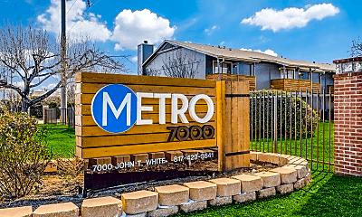 Community Signage, Metro7000, 0