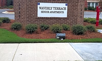 Waverly Terrace Senior Apartments, 1