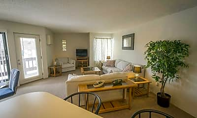 Dining Room, Indian Ridge Apartments, 1