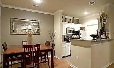 Dining Room, Lexington Park Apartments, 0