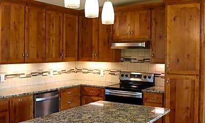 Kitchen, 110 Walnut Lane, 1