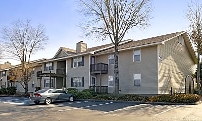 Building, Park Knoll Apartments, 1