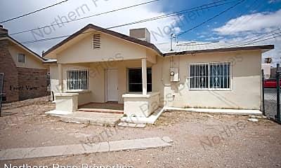 Building, 3922 N Piedras St, 1