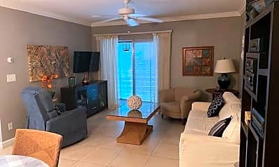 Living Room, 3550 NW 8th Ave 811, 1
