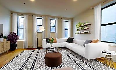 Living Room, 2103 Frederick Douglass Blvd, 0