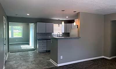 Living Room, 8623 Corrington Ave, 2