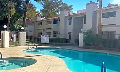 Pool, 6665 W Tropicana Ave 102, 2