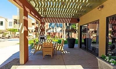 Patio / Deck, 3500 N Hayden Rd 1602, 2