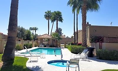 Pool, 7318 E Palo Verde Dr Unit 2, 2