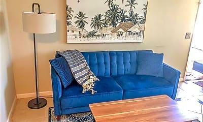Living Room, 2600 N Paula Dr 2B, 1