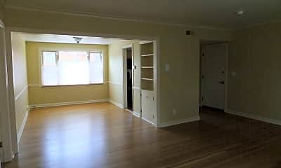 Living Room, 3705 Rocky River Dr, 1