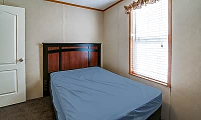 Bedroom, BluSky Development, 2