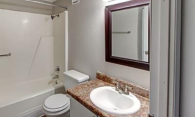 Bathroom, The Canyon And Knox Landing, 2