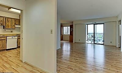 Living Room, 5902 Mt Eagle Dr 1216, 1