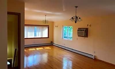 Living Room, 70-24 168th St, 2
