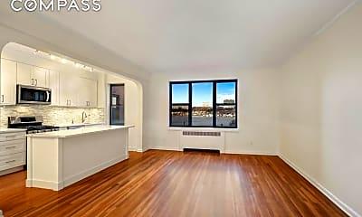 Living Room, 159-34 Riverside Dr W 3-F, 1