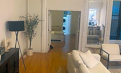 Living Room, 54 W 89th St 1-R, 1