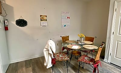 Dining Room, Main Street Commons, 0