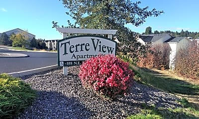 Terre View Apartment, 1